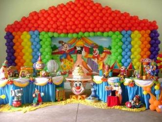 Detalhes do produto Decoração de Festa Infantil