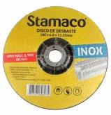 Disco de Desbaste de 180mm para Inox