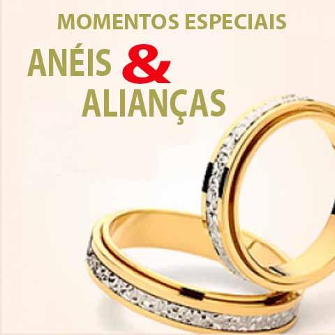 Anéis e Alianças