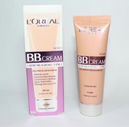Detalhes do produto Base Para Rosto B.b Cream L'oréal