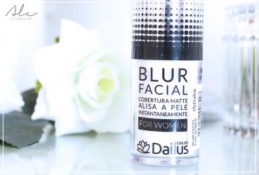 Detalhes do produto Blur Facial for Women Dailus