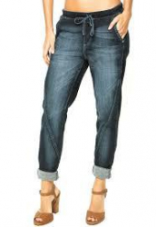 Detalhes do produto Calça Jeans Jogging