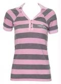 Camisa Listrada Feminina Polo