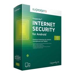 Detalhes do produto Kaspersky Internet Security Android