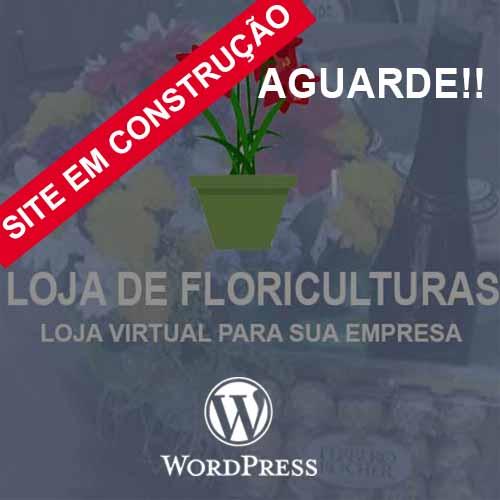 Uma Solução Para Loja de Floriculturas
