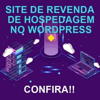 Detalhes do produto SITE DE REVENDA DE HOSPEDAGEM NO WORDPRESS